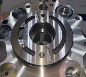 close tolerance precision machining